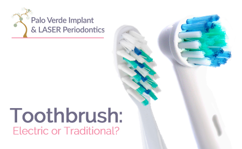 Manual or electric toothbrush
